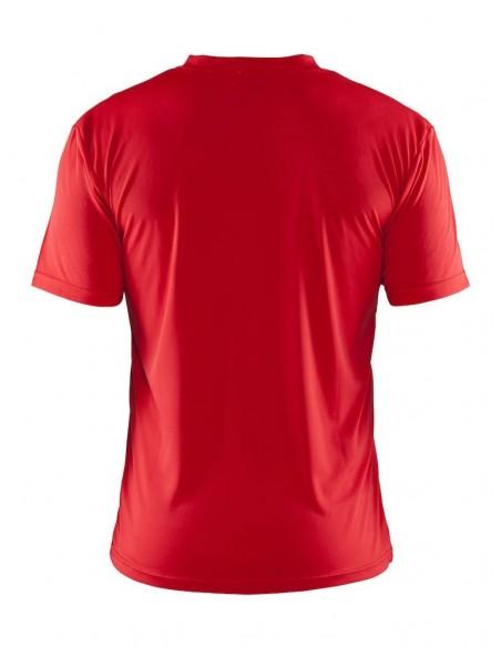 Koszulka męska Craft Prime Tee Czerwona