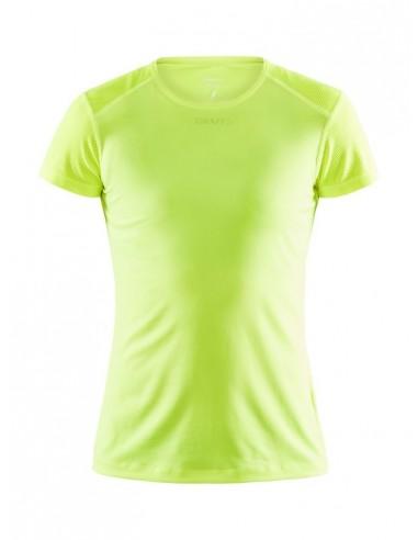 Koszulka damska Craft ADV Essence SS Slim TEE Seledynowa