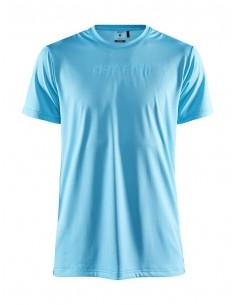 Koszulka męska Craft Core Essence SS Mesh TEE Błękitna