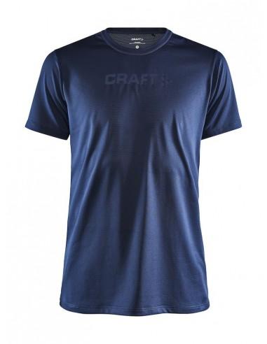 Koszulka męska Craft Core Essence SS Mesh TEE Granatowa