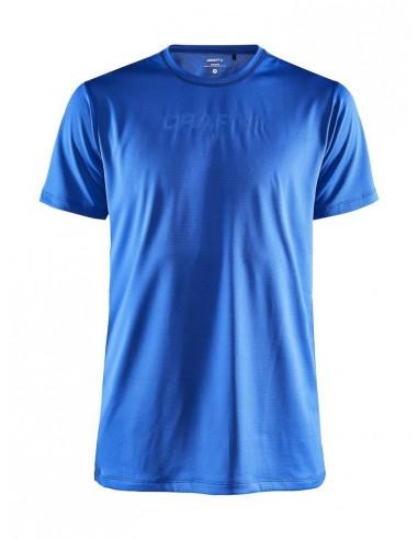 Koszulka męska Craft Core Essence SS Mesh TEE Niebieska