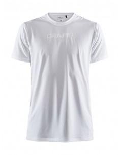 Koszulka męska Craft Core Essence SS Mesh TEE Biała