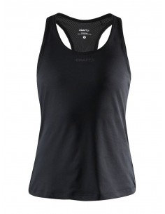 Koszulka na ramiączkach damska Craft ADV Essence Singlet Czarna
