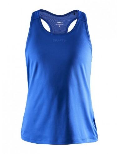 Koszulka na ramiączkach damska Craft ADV Essence Singlet Niebieska