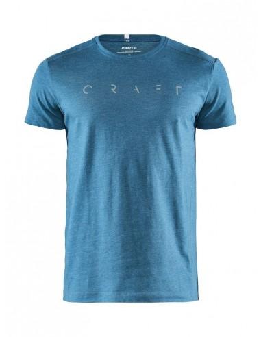 Koszulka męska Craft Deft 2.0 SS TEE Niebieska