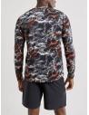 Koszulka z długim rękawem męska Craft Vent Mesh LS TEE Szara