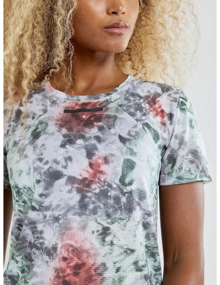 Koszulka damska Craft Vent Mesh SS TEE Szara