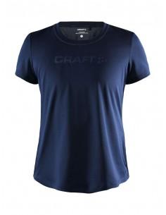 Koszulka damska Craft Core Essence SS Mesh TEE Granatowa
