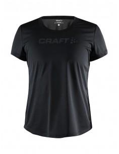 Koszulka damska Craft Core Essence SS Mesh TEE Czarna