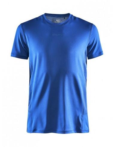 Koszulka męska Craft ADV Essence SS TEE Niebieska