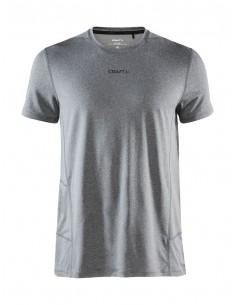 Koszulka męska Craft ADV Essence SS TEE Szara