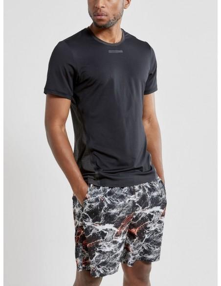 Koszulka męska Craft Vent Mesh SS TEE Czarna