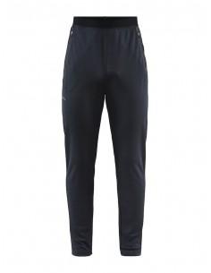 Spodnie męskie Craft Charge Tech Sweat Czarne