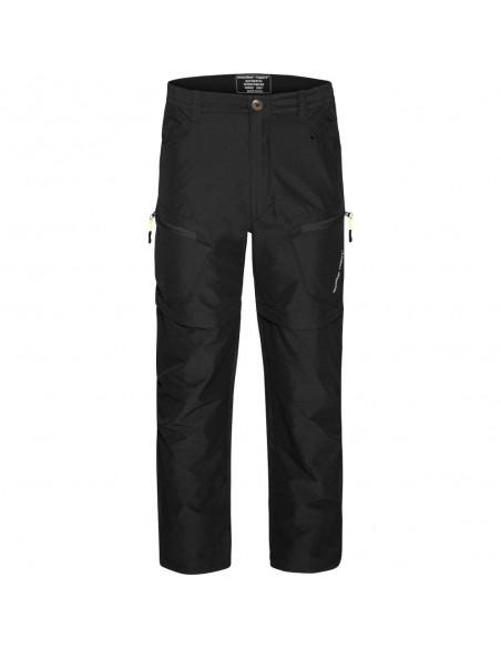 Spodnie z odpinanymi nogawkami Weather Report, czarne