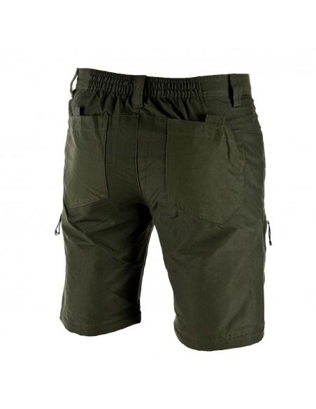 Spodnie z odpinanymi nogawkami Weather Report, oliwkowe