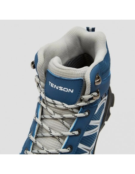 Buty trekkingowe Junior Tenson Norrberg Mid W, granatowe