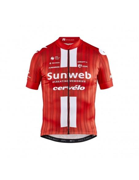 Koszulka Męska Craft Team Sunweb Replica SS Jersey 2020