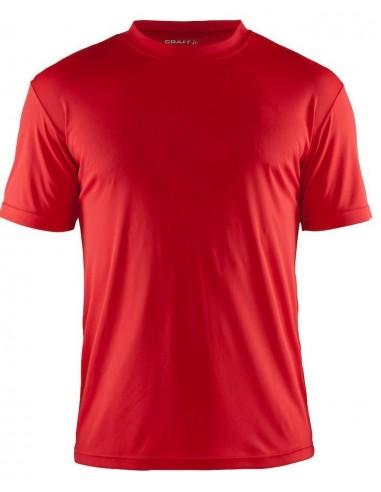 Koszulka Męska Craft EVENT Tee, Czerwona2