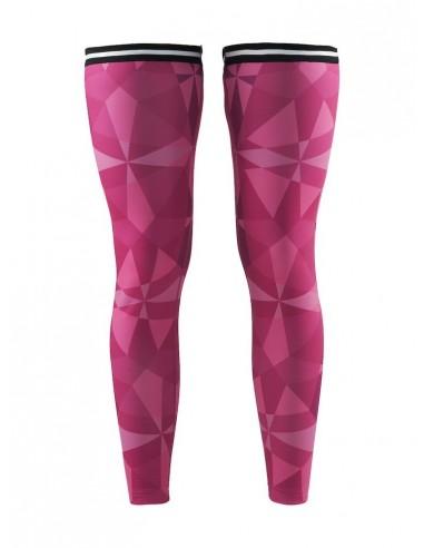 Ocieplacz na nogi Craft Leg Warmer, różowy