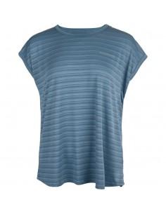 Koszulka damska Endurance Drego niebieska