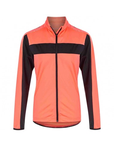 Bluza rowerowa damska Endurance San Angela, różowa