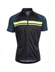 Koszulka rowerowa męska Endurance Welles, czarna