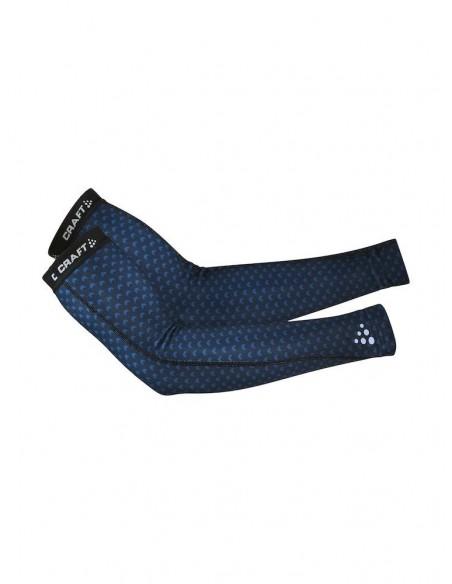 Ocieplacze na ręce Craft Specialiste ARM Warmer Błękitne