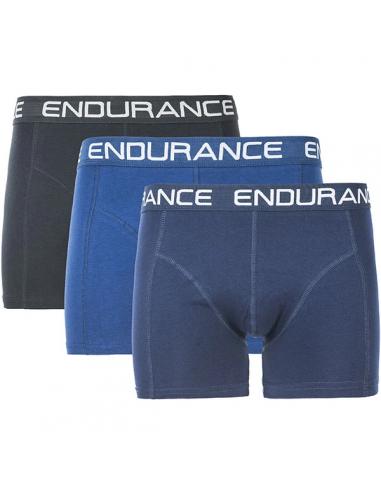 Bokserki męskie Endurance Burke 3-pack