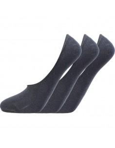 Skarpetki damskie Livio 3-pack Silicone Sneaker Sock
