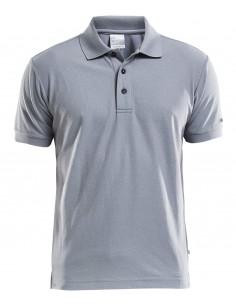 Koszulka męska Craft Polo Shirt Pique Classic Szara