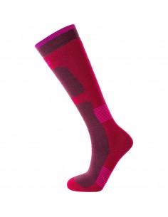 Skarpetki narciarskie dziecięce ZigZag Tippy Ski Socks