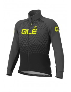 Kurtka rowerowa męska Alé Cycling Solid Summit DWR Winter Jacket