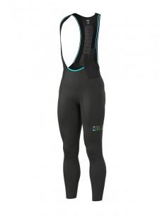 Spodnie rowerowe męskie Alé Cycling Klimatik K-Idro WR Bib Tights