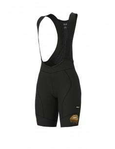 Spodenki rowerowe damskie Alé Cycling Graphics PRR Lips Winter Bib Shorts