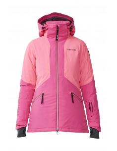 Kurtka narciarska damska Tenson Blizza Różowa