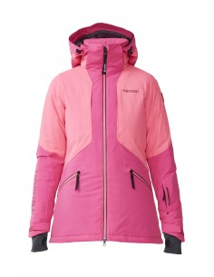 Kurtka narciarska damska Tenson Blizza - Różowa