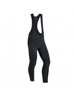 Spodnie rowerowe męskie Endurance Gorsk M AY Long Windblock Cycling Tights W/Bib XQL