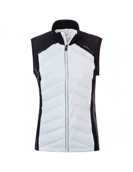 Kamizelka do biegania damska Endurance Tesia W Hot Fused Vest