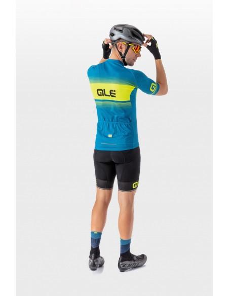 Koszulka rowerowa męska Alé Cycling Solid Blend