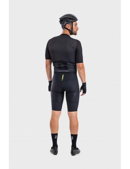 Koszulka rowerowa męska Alé Cycling Solid Silver Cooling