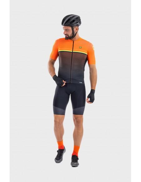 Koszulka rowerowa męska Alé Cycling PR-S Bridge