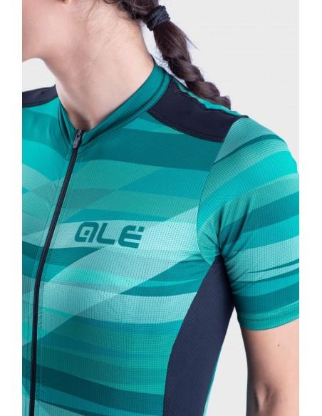 Koszulka rowerowa damska Alé Cycling Pathaway