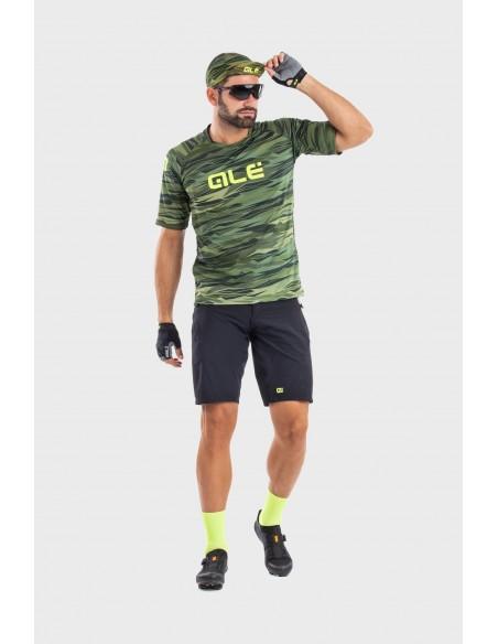 Koszulka rowerowa męska Alé Cycling Off Road Rock
