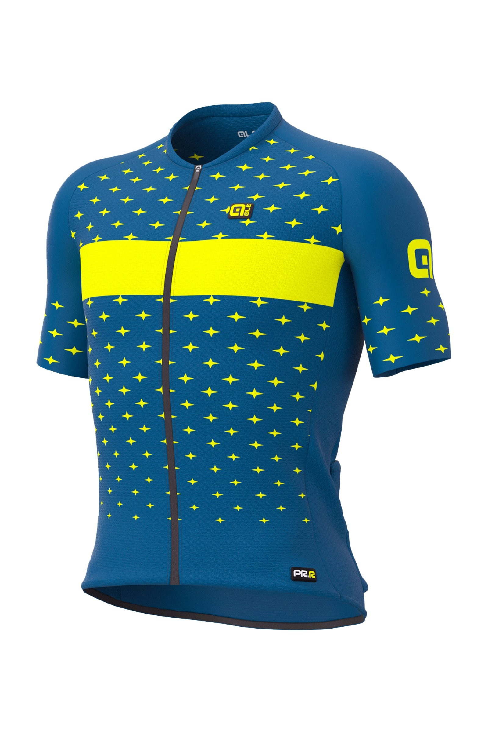 Koszulka rowerowa mêska Alé Cycling Graphics PRR Stars