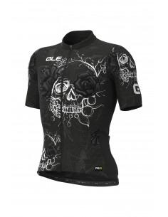 Koszulka rowerowa męska Alé Cycling Graphics PRR Skull