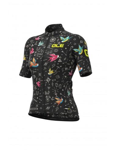 Koszulka rowerowa damska Alé Cycling Graphics PRR Versilia