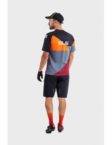 Koszulka rowerowa męska Alé Cycling Off Road Shape