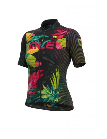 Koszulka rowerowa damska Alé Cycling Solid Tropika