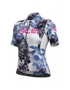 Koszulka rowerowa damska Alé Cycling Solid Bouquet
