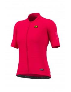 Koszulka rowerowa damska Alé Cycling R-EV1 Silver Cooling